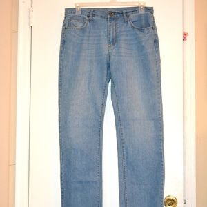 Mens Jeans 32/34 Faded Glory